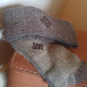Columbia socks